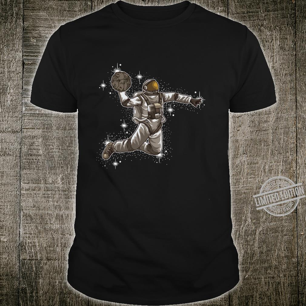 Basketball Astronaut Athletic Outfit For The Whole Team Shirt