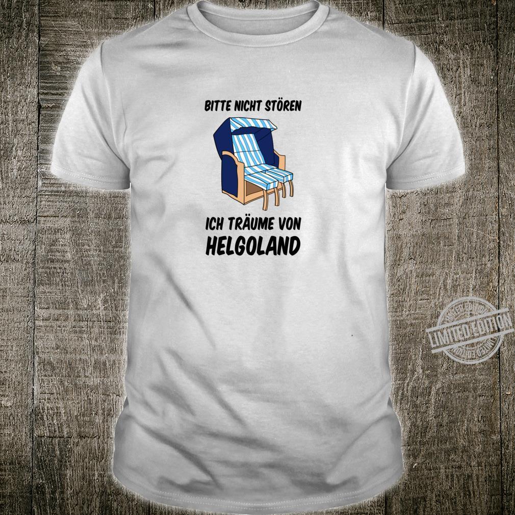 Helgoland Nordseeinsel Nordsee Norddeutschland Norddeutsch Shirt