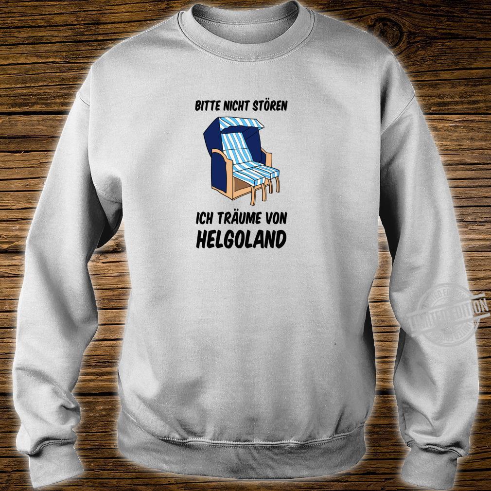 Helgoland Nordseeinsel Nordsee Norddeutschland Norddeutsch Shirt sweater