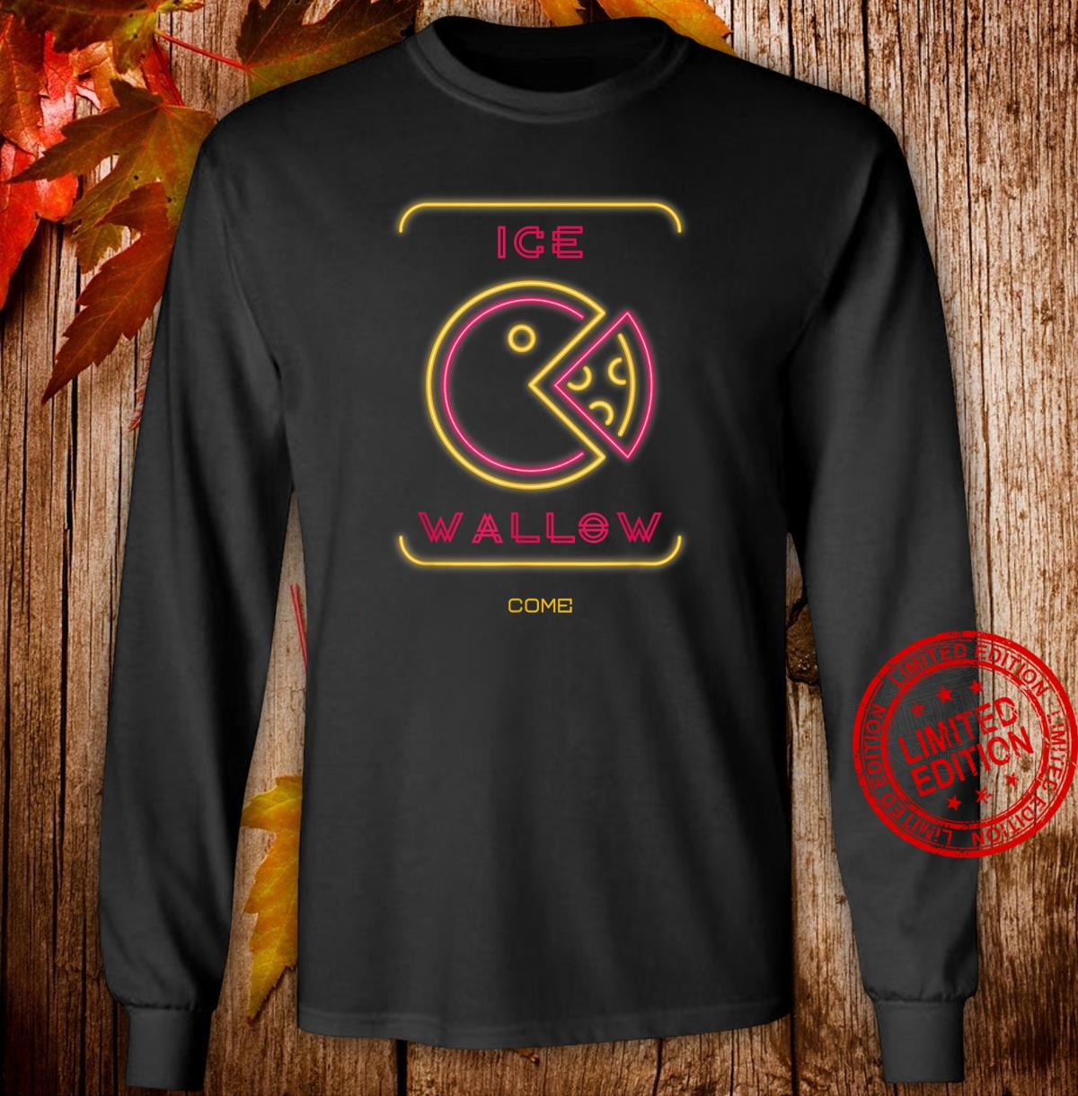 Ice Wallow Come Shirt long sleeved