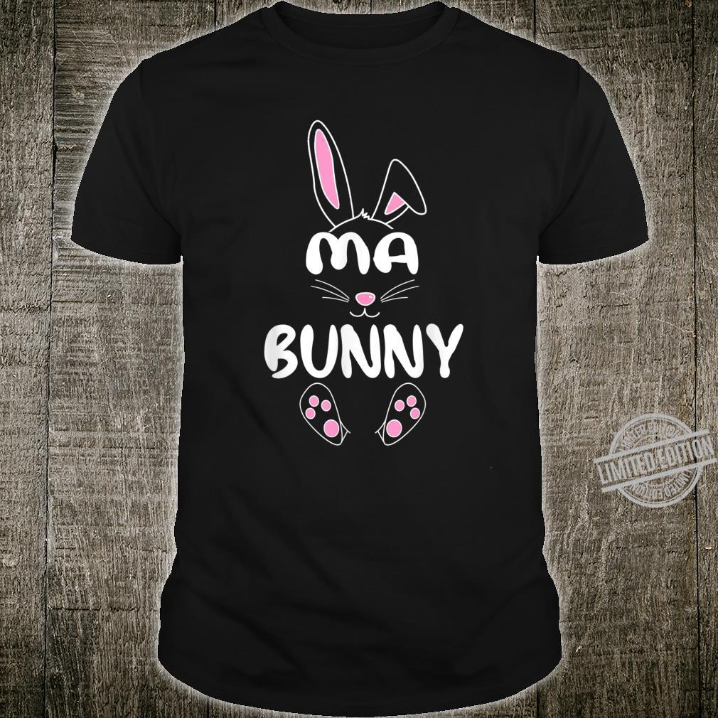 Ma Bunny Easter Group Matching Family Easter Shirt