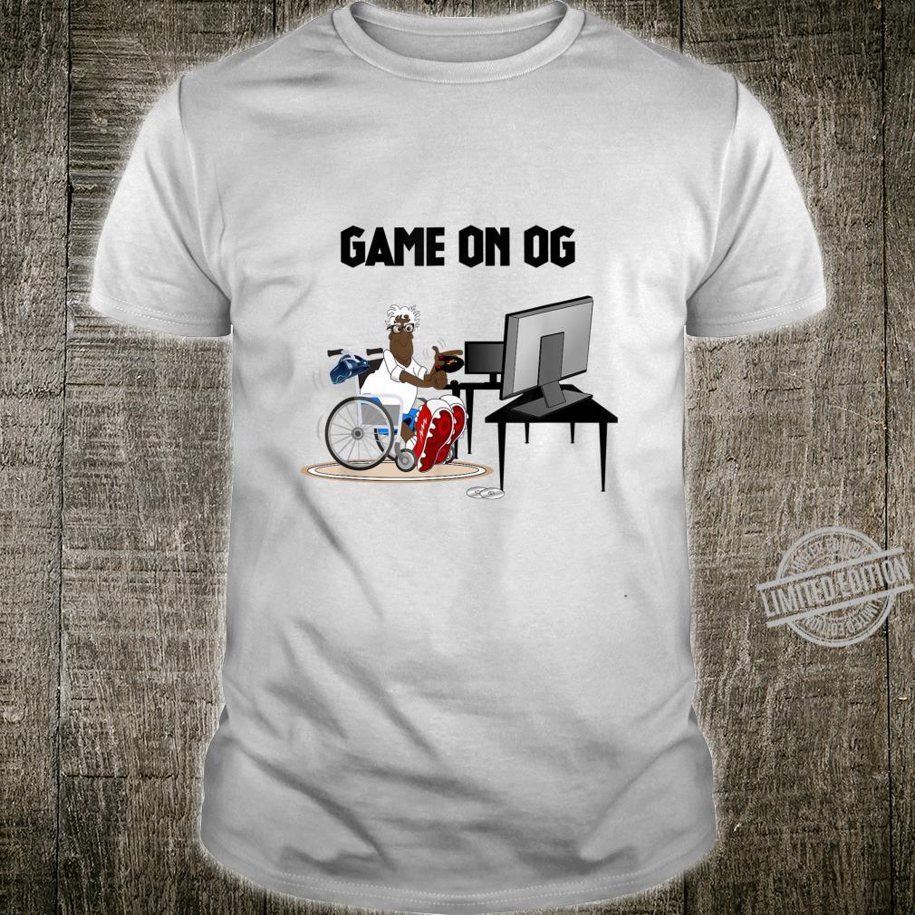 Mens GAME ON OG Shirt
