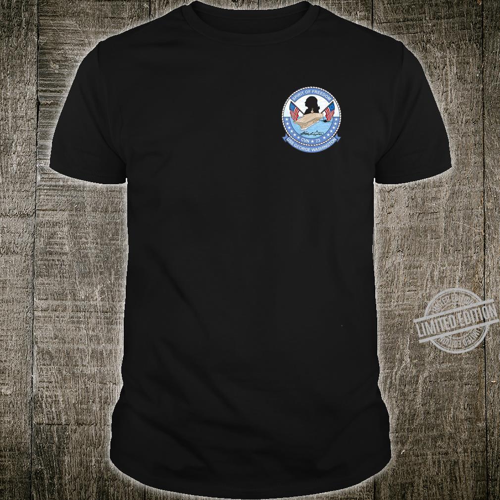 USS George Washington CNV73 Shirt